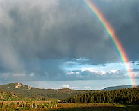 Rainbow, Grand Teton National Park, Wyoming