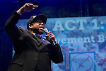 Rev. Lennox Yearwood President of the HIP HOP caucus during Powershift. Over six thousand young people from all over the country are converging in Pittsburgh, PA for Power Shift 2013, a massive training dedicated to bringing about a safe planet and a just future for all people. (Photo by: Robert van Waarden)