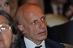 ALESSANDRO SALLUSTI<br /> PREMIO GUIDO CARLI - TERZA  EDIZIONE<br /> PALAZZO DI MONTECITORIO - SALA DELLA LUPA<br /> CON RICEVIMENTO  HOTEL MAJESTIC   ROMA 2012