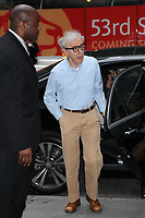 NEW YORK, NY - JULY 15: Woody Allen arrives to the 'Irrational Man' New York Screening at MoMA on July 15, 2015 New York City. <br /> Credit: Diego Corredor/MediaPunch