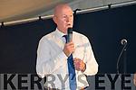 John Kennedy, Chairman of Asdee Development Group speaking at the launch of the Asdee Community Development 5 Year Plan in Asdee on Thursday.