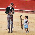 2017-07-15 Feria de Julio - Valencia - Novillada escuela