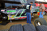 Feb 04, 2010; 3:34:05 PM; Gibsonton, FL., USA; The Lucas Oil Dirt Late Model Racing Series running The 34th Annual Dart WinterNationals at East Bay Raceway Park.  Mandatory Credit: (thesportswire.net)