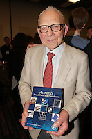 Montreal (Qc) CANADA - ICA Convention from June 2nd to 7 2013 - 98 year old Leo Berenek tribute for his 75th years as an ICA member.