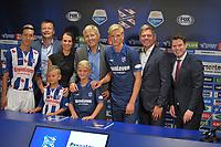 VOETBAL: HEERENVEEN: Abe Lenstra Stadion, SC Heerenveen, Sponsor Groen Leven, ©foto Martin de Jong