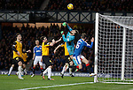 Keeper Jamie Ewings to the rescue for Dumbarton