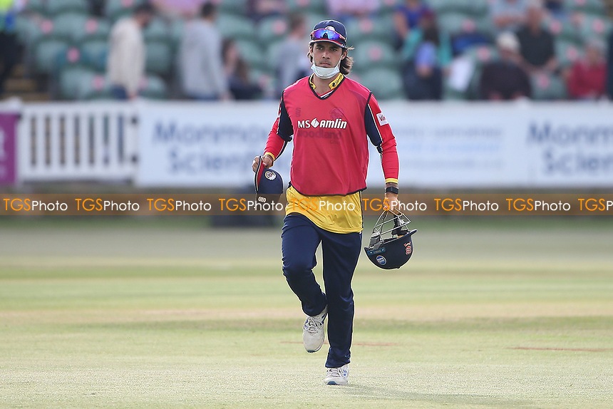 Essex twelfth man Shane Snater during Somerset vs Essex Eagles, Vitality Blast T20 Cricket at The Cooper Associates County Ground on 9th June 2021