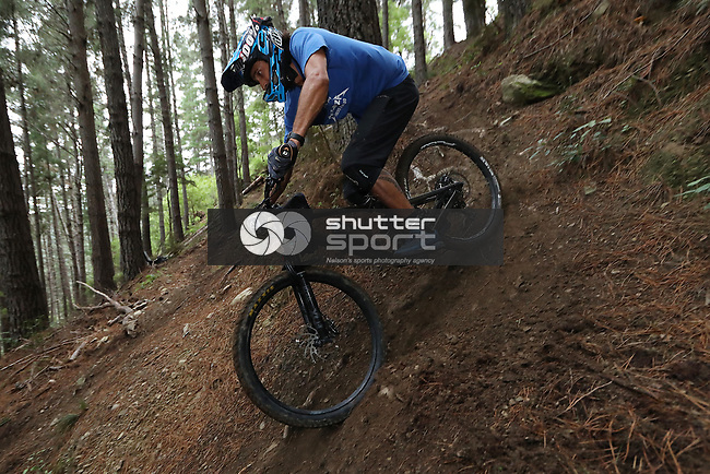 NELSON, NEW ZEALAND -APRIL 2: Aorere Enduro Mountain Bike Friday 2 April  2021,Maitai Valley,Nelson New Zealand. (Photo by Evan Barnes Shuttersport Limited)