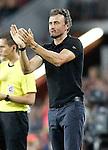 FC Barcelona's coach Luis Enrique Martinez during Supercup of Spain 2nd match.August 17,2016. (ALTERPHOTOS/Acero)