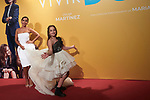 Inma Cuesta and Mafalda Carbonell during Premiere Vivir dos veces at Capitol Cinema on September 5, 2019 in Madrid, Spain.<br />  (ALTERPHOTOS/Yurena Paniagua)