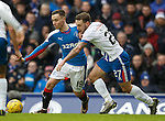 Barrie McKay and Lee Hodson