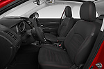Front seat view of 2019 Mitsubishi ASX Instyle 5 Door SUV Front Seat  car photos