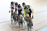 Women Elite Elimination during the 2020 Vantage Elite and U19 Track Cycling National Championships at the Avantidrome in Cambridge, New Zealand on Friday, 24 January 2020. ( Mandatory Photo Credit: Dianne Manson )