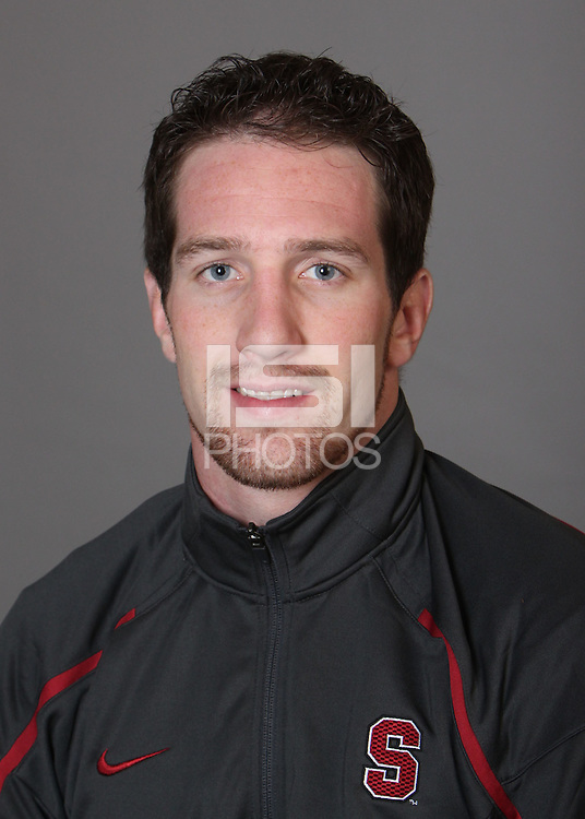STANFORD, CA - OCTOBER 7:  Jake Johnson of the Stanford Cardinal during wrestling picture day on October 7, 2009 in Stanford, California.