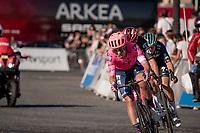 Michael Valgren (DEN/EF Education - Nippo)<br /> <br /> Stage 21 (Final) from Chatou to Paris - Champs-Élysées (108km)<br /> 108th Tour de France 2021 (2.UWT)<br /> <br /> ©kramon
