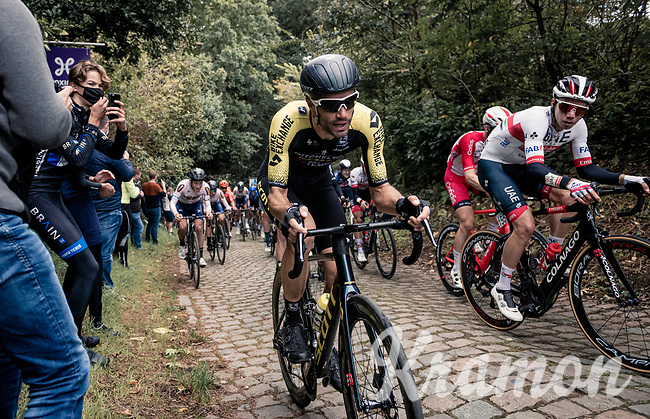 Luka Mezgec (SVN/Mitchelton Scott)<br /> <br /> 60th De Brabantse Pijl 2020 - La Flèche Brabançonne (1.Pro)<br /> 1 day race from Leuven to Overijse (BEL/197km)<br /> <br /> ©kramon
