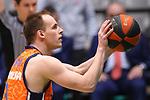 Liga ENDESA 2020/2021. Game: 11.<br /> Club Joventut Badalona vs Valencia Basket: 80-91.<br /> Klemen Prepelic.