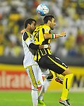 FOOLAD MOBARAKEH SEPAHAN (IRN) vs AL ITTIHAD (KSA) during their AFC Champions League Group A match on 04 May 2016 held at the Sultan Qaboos Sports Complex, in Muscat, Oman. Photo by Stringer / Lagardere Sports