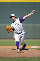 Winston-Salem Dash relief pitcher Ryan Riga (30) in action against the Buies Creek Astros at BB&T Ballpark on April 16, 2017 in Winston-Salem, North Carolina.  The Dash defeated the Astros 6-2.  (Brian Westerholt/Four Seam Images)