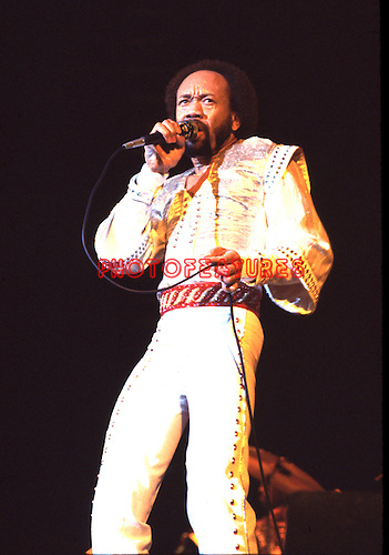 EARTH WIND & FIRE 1981.© Chris Walter.