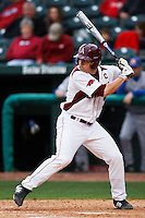 Zack Cox (7);March 9th, 2010; South Dakata State University vs Arkansas Razorbacks at Baum Stadium in Fayetteville Arkansas. Photo by: William Purnell/Four Seam Images