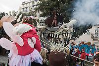 Europe/France/06/Alpes-Maritimes/Nice: Défilé du Carnaval de Nice