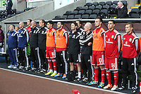 Pictured: Monday 19 May 2014<br />