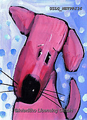 Nettie,REALISTIC ANIMALS, REALISTISCHE TIERE, ANIMALES REALISTICOS, paintings+++++FileepayPinkdog,USLGNETPRI36,#A#, EVERYDAY pop art