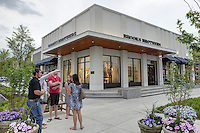 Brooks Brothers retail clothing store located in the Shops at Stonefield in Charlottesville, VA. Photo/Andrew Shurtleff