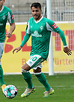 17.10.2020, Schwarzwald Stadion, Freiburg, GER, 1.FBL, SC Freiburg vs SV Werder Bremen<br /><br />im Bild / picture shows<br />Leonardo Bittencourt (Bremen)<br /><br />Foto © nordphoto / Bratic<br /><br />DFL REGULATIONS PROHIBIT ANY USE OF PHOTOGRAPHS AS IMAGE SEQUENCES AND/OR QUASI-VIDEO.