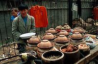 China, Markt in Peking