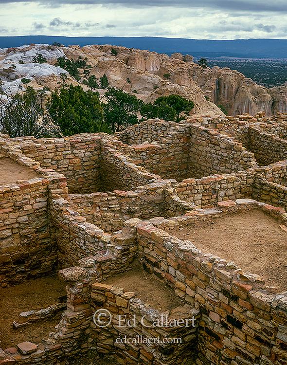 A'ts'ina Ruin, El Morro National Monument, New Mexico