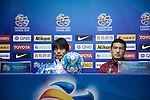 Team Pohang Steelers Pre-match Press conference of the AFC Champions League 2016 Group H Group Stage between Guangzhou Evergrande and Pohang Steelers at Guangzhou Tianhe Sport Center on 23 February 2016 in Guangzhou, China. Photo by Moses Ng / Power Sport Images