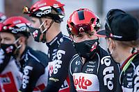 John Degenkolb (DEU/Lotto-Soudal) at the race start in Ypres<br /> <br /> 83rd Gent-Wevelgem - in Flanders Fields (ME - 1.UWT)<br /> 1 day race from Ieper to Wevelgem (BEL): 254km<br /> <br /> ©kramon