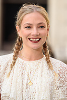 Clara Paget<br /> arriving for the Royal Academy of Arts Summer Exhibition 2018 opening party, London<br /> <br /> ©Ash Knotek  D3406  06/06/2018