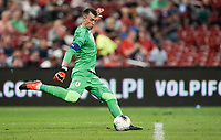 St. Louis, MO - SEPTEMBER 10: Fernando Muslera #1 of the Uruguay during their game versus United States at Busch Stadium, on September 10, 2019 in St. Louis, MO.