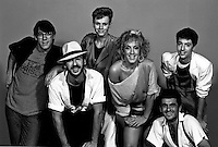 ESXCLUSIVE FILE PHOTO  -  Hollywood and Wine<br />  studio shooting <br />  in 1987<br /> <br /> <br /> <br /> <br /> <br /> <br /> <br /> <br /> <br /> <br /> <br /> <br /> <br /> <br /> <br /> <br /> <br /> .