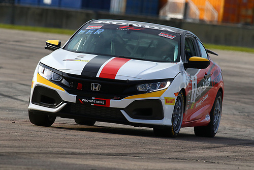 Skip Barber Racing School Honda Civic Si:Colin Harrison