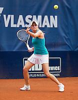 September 01, 2014,Netherlands, Alphen aan den Rijn, TEAN International, Nicola Geuer (GER)<br /> Photo: Tennisimages/Henk Koster