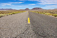 Highway 722 in Nevada was first opened in 1924 as part of the Lincoln Highway and became US Highway 50 between 1926 and 1962 when it was bypassed by a route to the north.
