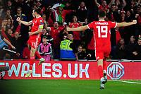 2019 09 06 Wales V Azerbaijan at the Cardiff City Stadium in Cardiff, Wales, UK.