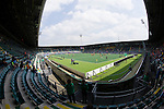The Hague, Netherlands, June 01: View from the stands of the Kyocera Stadium on June 1, 2014 during the World Cup 2014 at GreenFields Stadium in The Hague, Netherlands. (Photo by Dirk Markgraf / www.265-images.com) *** Local caption ***