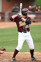 Jimmy Patterson, Arizona State Sun Devils - Annual Alumni game at Packard Stadium, Tempe, AZ - 02/06/2010..Photo by:  Bill Mitchell/Four Seam Images.