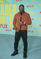 LOS ANGELES, CA - OCTOBER 13: Lil Rel Howery, at the Special Screening Of The Harder They Fall at The Shrine in Los Angeles, California on October 13, 2021. Credit: Faye Sadou/MediaPunch