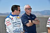 Pirelli World Challenge<br /> Grand Prix of Utah<br /> Utah Motorsports Campus, Tooele, UT USA<br /> Sunday 13 August 2017<br /> Ryan Eversley, Peter Cunningham<br /> World Copyright: Richard Dole/LAT Images