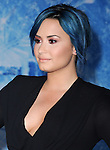 Hollywood, CA - NOVEMBER 19: Demi Lovato arrives at The Disney FROZEN Premiere held at The El Capitan Theatre in Hollywood, California on November 19,2012                                                                               © 2013 Hollywood Press Agency