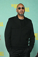 LOS ANGELES, CA - OCTOBER 13: Swizz Beatz at the Special Screening Of The Harder They Fall at The Shrine in Los Angeles, California on October 13, 2021. Credit: Faye Sadou/MediaPunch