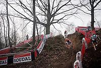 steep stuff<br /> <br /> Soudal Classic Leuven 2016