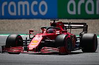 #16 Charles Leclerc, Scuderia Ferrari. Formula 1 World championship 2021, Austrian GP July 3rd 2021<br /> Photo Federico Basile / Insidefoto
