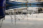 Reflection, Fishing Boat, Isafjord, Iceland
